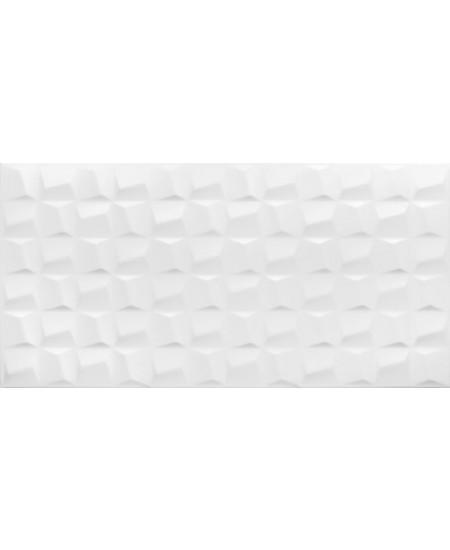Azulejo ELIANE 45x90cm Cubic White AC