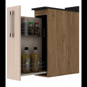Armário Henn Space para condimentos