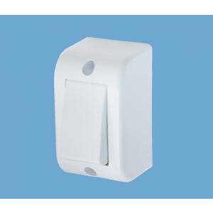 Interruptor FAME Simples 16A/250V~ - Nova Sobrepor