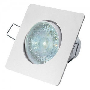 Spot TASCHIBRA Embutir Led Sp 25 Quadrado 5w 6500k