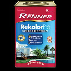 Tinta Renner Rekolor Pró 18 L