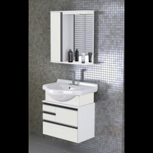 Armário para banheiro Firenze Suspenso 63,5 cm AJ Rorato